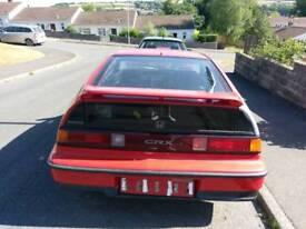 Honda crx swaps