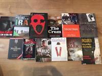 Book bundle on Belfast / Northern Ireland Troubles / history