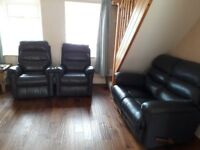 Lazy boy electric and manual recliner