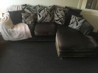 Corner suite and matching 2 seater