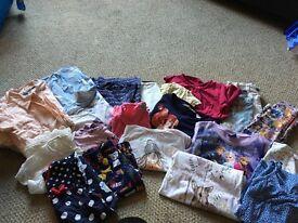 Girls clothing bundle age 4-5