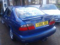 Saab 95 Airflow, super condition, cosmic blue,