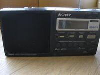 Sony ICF-M50RDS Radio