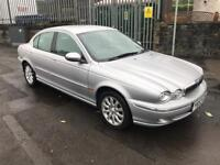 JAGUAR X - TYPE 2.5 V6 AUTOMATIC ** ONLY 83,000 MILES - JANUARY 2018 MOT - CLEAN EXAMPLE **