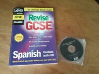 Revise GCSE Spanish Revision Guide and Audio CD