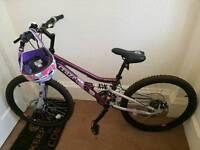 """Apollo Craze Junior Mountain Bike - 24"""""""