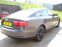 AUDI A5 2.0 SPORTBACK TDI SE 5d AUTO 141 BHP TIMING BELT AND WATER PUMP CHANGED