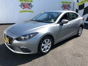 2016 Mazda MAZDA3 GX, Automatic, Back Up Camera, Only 36, 000km