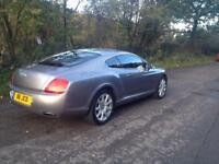 Bentley Continental GT 6.0L W12