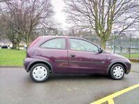 2006 Vauxhall Corsa 1.0 Life Twinport **LONG MOT**