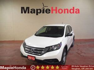 2013 Honda CR-V LX| Power Group, Backup Cam, Bluetooth, AUX!