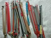 Knitting Needles,Wool,Patterns Books