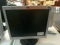 Hewlett-Packard monitor #25858 £10