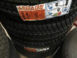 225/65/17 Mirage MI-W562 *BRAND NEW Winter tires*