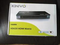 Kinivo HDMI Matrix Splitter