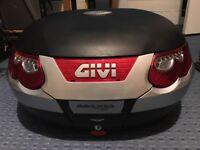 Givi Maxia E55 Monokey 3 topbox