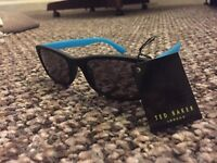 Brand new Ted Baker sunglasses with tags on were £65