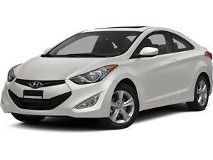 2013 Hyundai Elantra GLS CERTIFIED ACCIDENT FREE