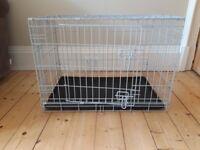 Brand new dog crate