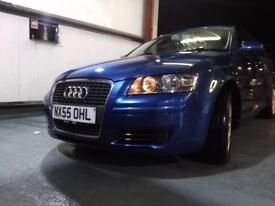 Audi a3 1.6fsi SE