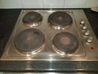 Used Electric Hob - FREE