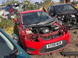 2008 FORD FOCUS BREAKING SPARES PARTS CHELMSFORD ESSEX LONDON