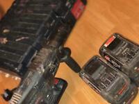 Bosch hammer drill 36v