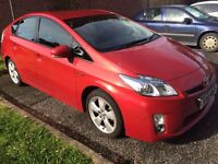 PCO Car for Rent / Hire London, Hybrid, Toyota Prius, Honda Insight, UBER Ready