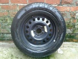 16inch Peugeot wheel