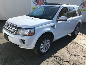2013 Land Rover LR2 HSE, Automatic, Leather, Panoramic Sunroof,