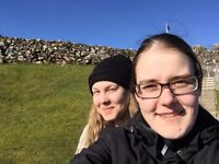 2 friends looking for a flat to rent in Musselburgh (starting from May/June '17)