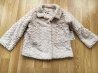 Brand new coat age 3-4