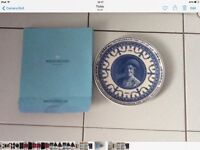 Wedgewood Queen Mother boxed plate
