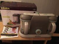 Beaba Babycook Duo + Food Processor in excellent conditions