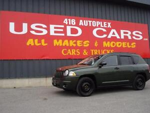 2007 Jeep Compass Sport Automatic Air