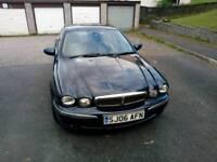 Jaguar x type sale or swap