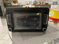 RCD 510 VW radio