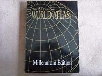 The 21st century world atlas millennium edition
