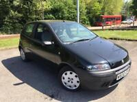 2000/W REG FIAT PUNTO 1.2 ** IDEAL FIRST CAR **TO CLEAR £695