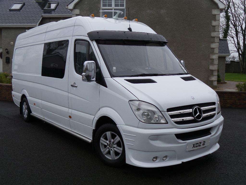 Roadtrek For Sale >> Mercedes Camper Van | Autos Post