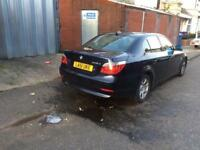 2004 04 Reg BMW 525D Blue Leather 130k Miles Good Runner