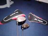 Ben Sayers Graphite Driver & 3 Wood