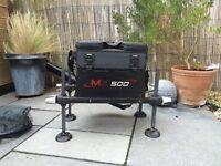 Maver MX 500 Seatbox