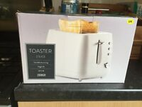 Brand new Tesco toaster new in box