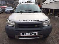 Land Rover Freelander td4 Diesel