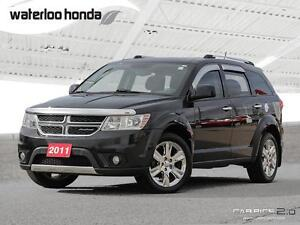 2011 Dodge Journey R/T AWD, Navigation, Leather and More!!!