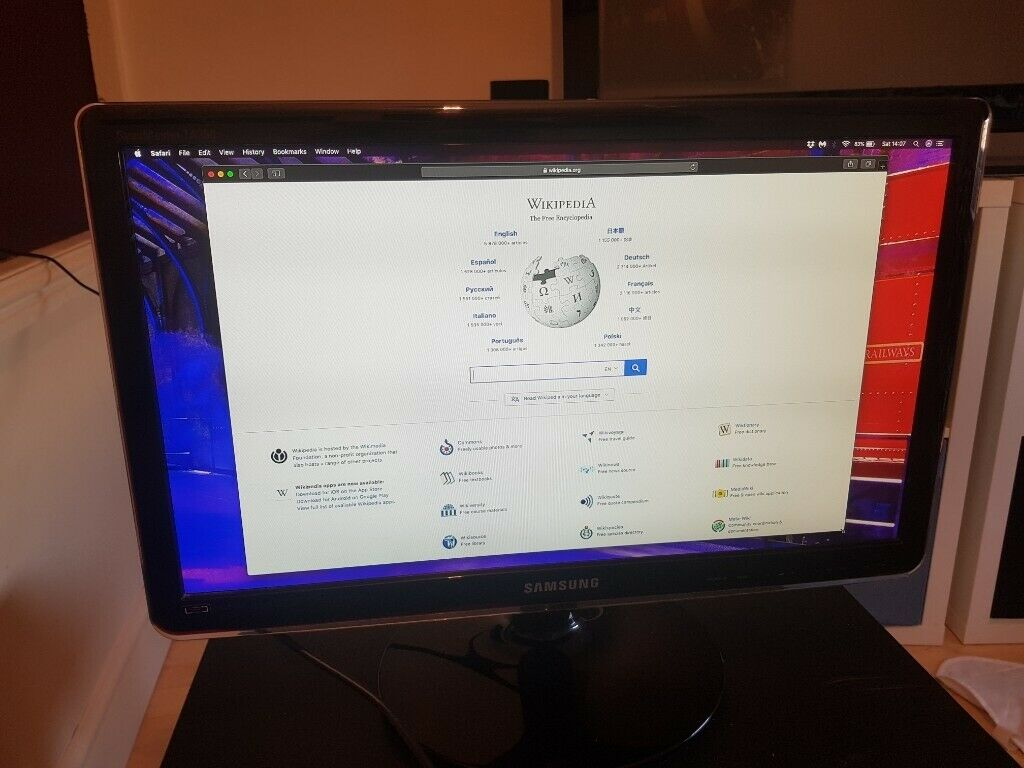 Samsung 22 inch LT22A350 Monitor / TV | in Morley, West Yorkshire | Gumtree