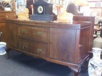 ANTIQUE VINTAGE SIDEBOARD/DRESSER