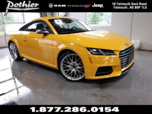 2016 Audi TTS 2.0T | LEATHER | HEATED SEATS | BACK UP SENSOR |