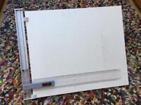 A2 Rotring drawing board with accessories